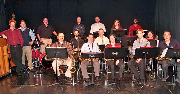 Harvard Alumni Big Band